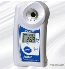 Khúc xạ kế đo độ ngọt điện tử PAl-1