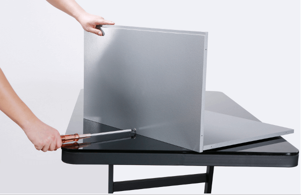 Cách lắp ghép tủ so màu T60 Plus