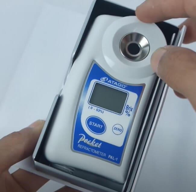 Máy đo độ ngọt trái cây PAL-1