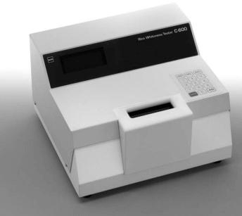 Máy đo độ trắng gạo KETT c600