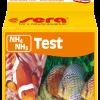 test nh3/nh4 sera kiểm tra nồng độ amoni trong nước.