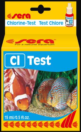 clo test sera giúp loại bỏ khí độc cl trong nước
