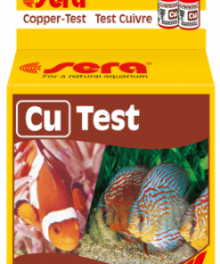 Test cu sera - Kiểm tra hàm lượng kim loại đồng