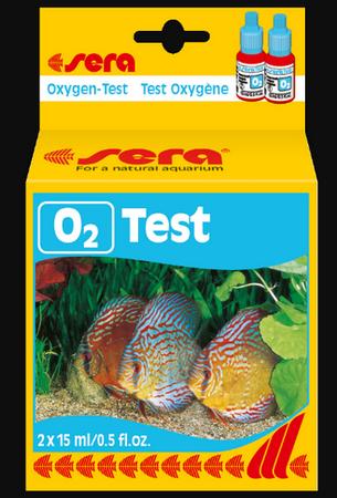 test oxy sera - kiểm tra nồng độ oxi trong nước