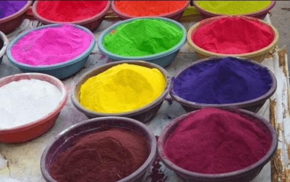 Màu thực phẩm tự nhiên