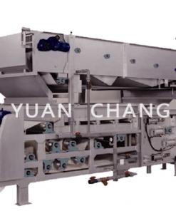 Máy ép bùn băng tải Yuan Chang