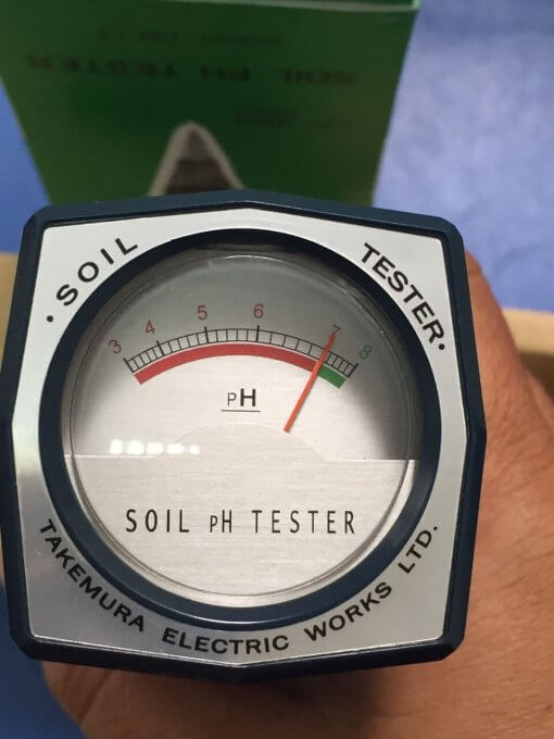 Bút đo pH đất DM-13