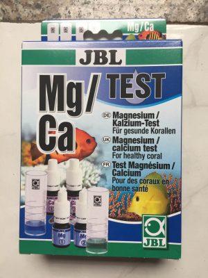 Test Mg/Ca GBL