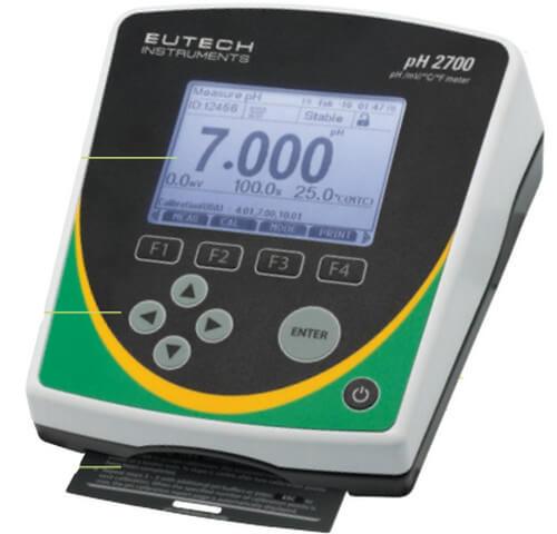 Máy đo pH Eutech 2700