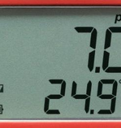 Màn hình LCD bút đo ph Hanna