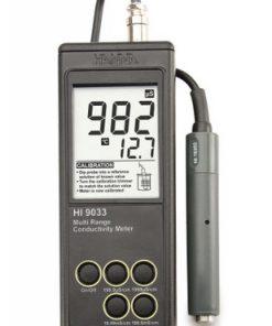 Máy đo độ dẫn điện Hanna